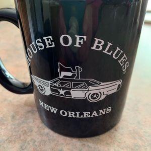 House of Blues New Orleans mug